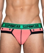 Supawear Fruitopia Watermelon Brief