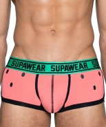 Supawear Fruitopia Watermelon Trunk
