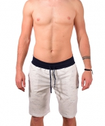 Slub jersey lounge shorts