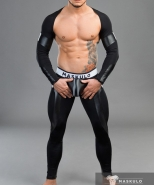 Maskulo Youngero Leggings Codpiece + Rea...