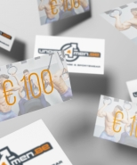 Gift 100 euro Undies4men