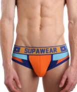 Supawear Spectrum Brief Blazing Orange