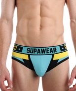 Supawear Spectrum Brief Electric Blue