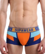 Supawear Spectrum Trunk Blazing Orange