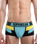 Supawear Spectrum Trunk Electric Blue