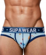 Supawear Sprint Brief Ice Cream