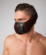 Maskulo Armored Mask Red