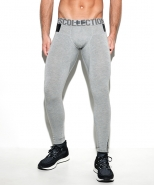 Un279 dystopia long john heather grey