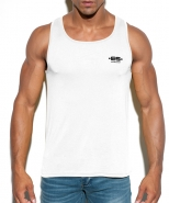 TS119 Basic Tanktop White