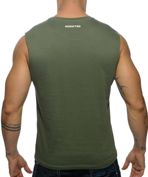 AD506 Hot Cock Tank Top