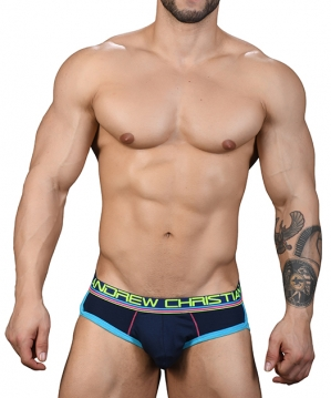CoolFlex Modal Brief Show-It Navy