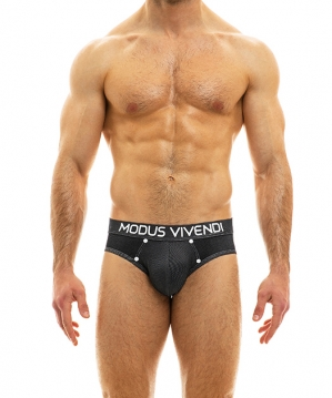 Jeans Brief Charcoal