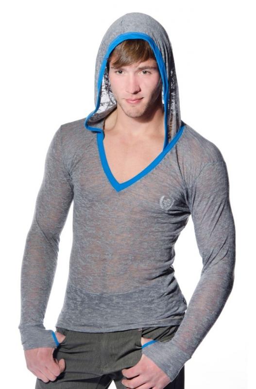 Andrew christian hoodie